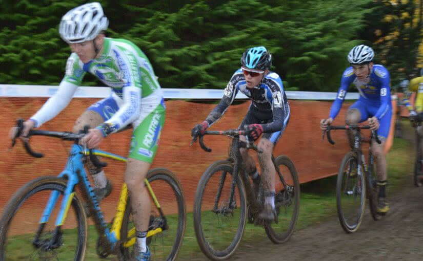 cyclo cross bagnoles cadets