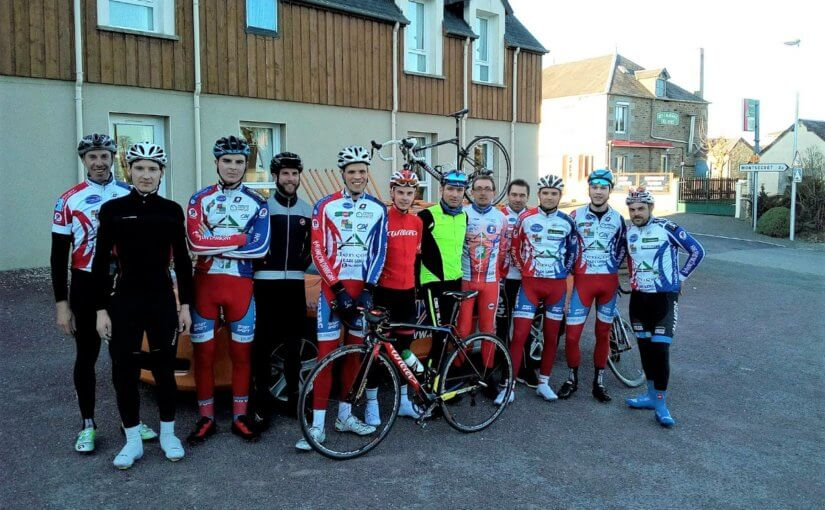Stage club union cycliste Alencon Damigny