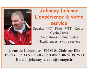JOHANNY LALANNE Speaker