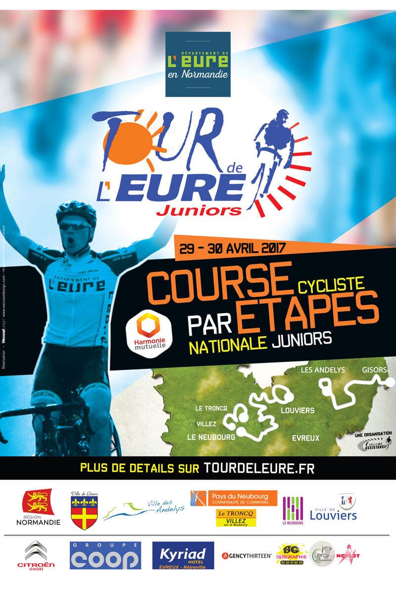 Afbeeldingsresultaat voor tour de l'eure 2017 juniors