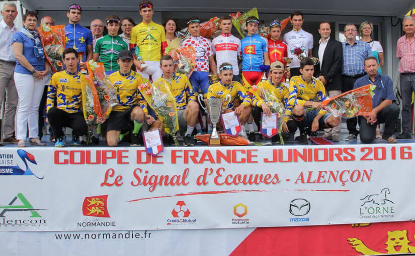 nationale juniors signal ecouves alencon