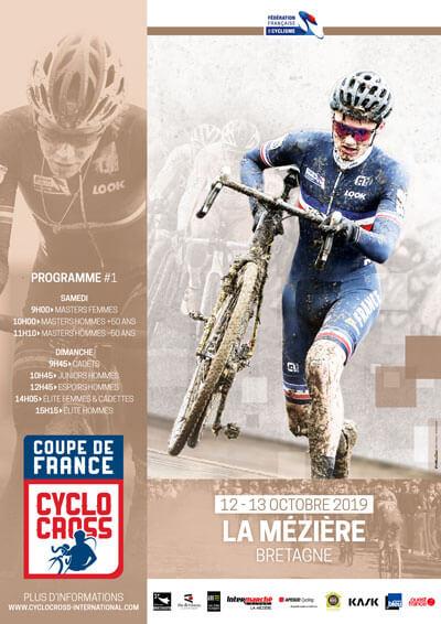 Calendrier Cyclo 2020.1ere Manche De La Coupe De France De Cyclo Cross A La