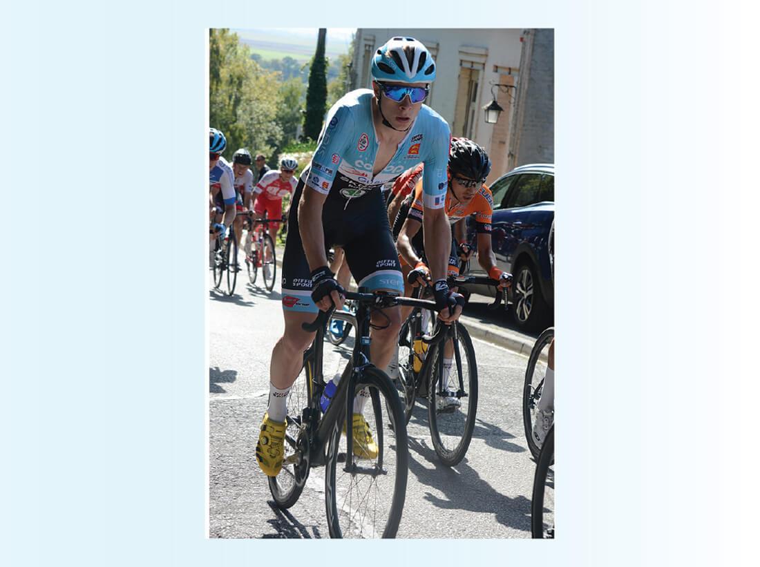 Calendrier Course Cycliste Professionnel 2020.Matis Louvel Professionnel Chez Arkea Samsic En 2020