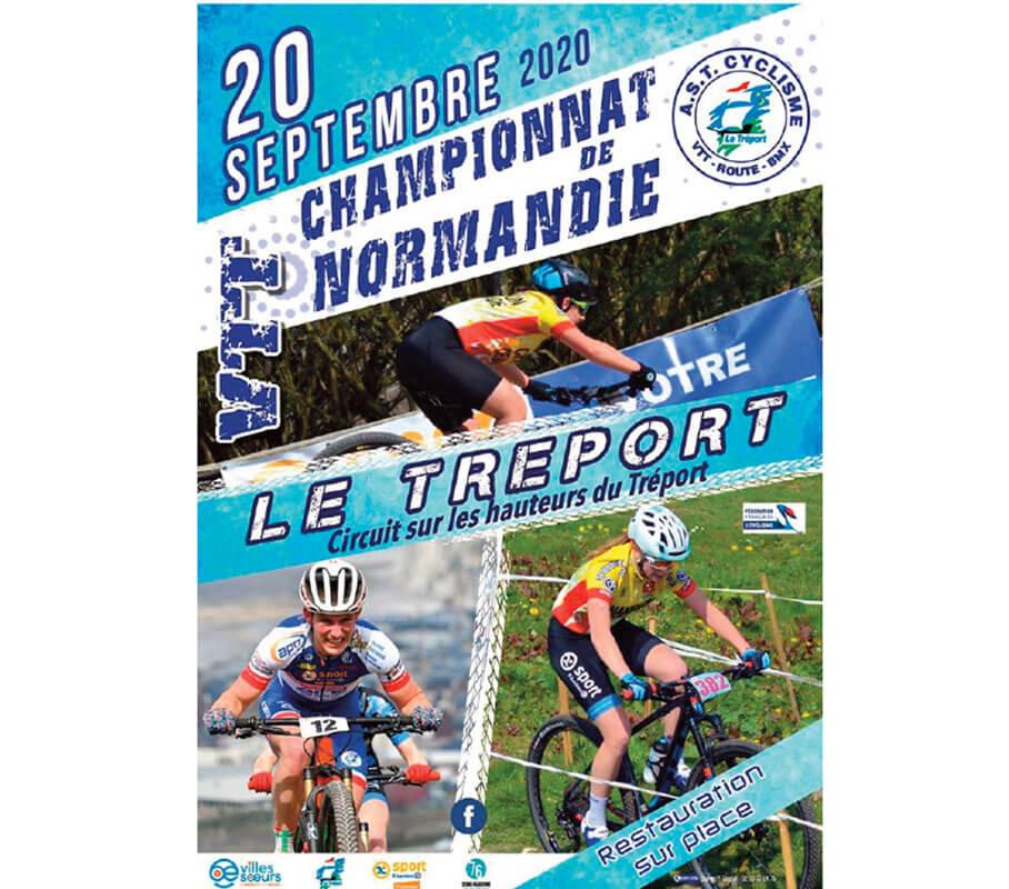 Sur votre calendrier  20 Septembre Championnat de Normandie VTT